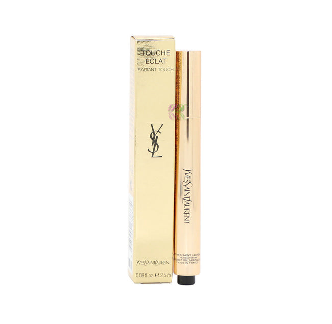 Yves Saint Laurent Touch Eclat No 5 Luminous Honey 2.5ml Radiant Touch Mujer Ysl