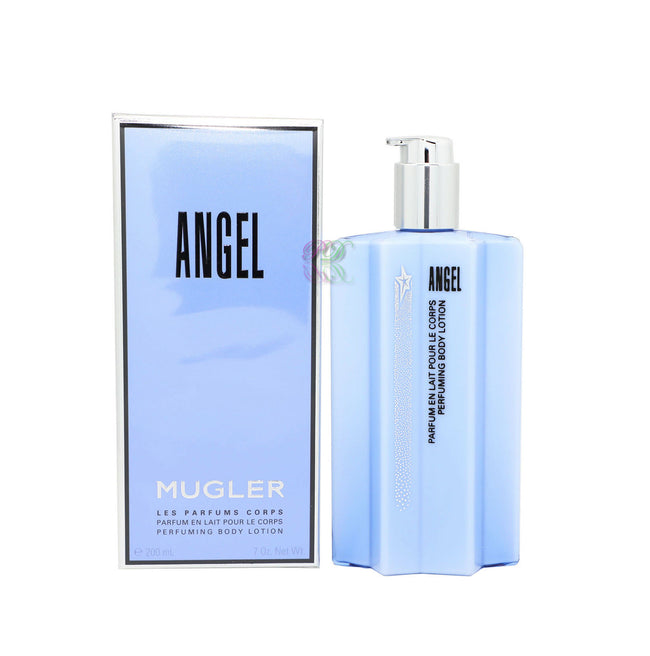 Thierry Mugler Angel Perfuming Body Lotion 200ml Women Fragrances Boxed New