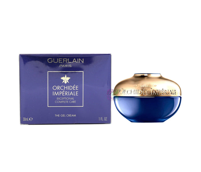 Guerlain Orchidee Imperiale Exceptional Complete Care Gel Cream 30ml New
