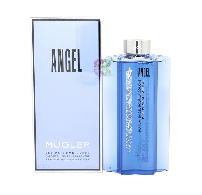 Thierry Mugler Angel Perfuming Shower Gel 200ml Women Fragrances Boxed New