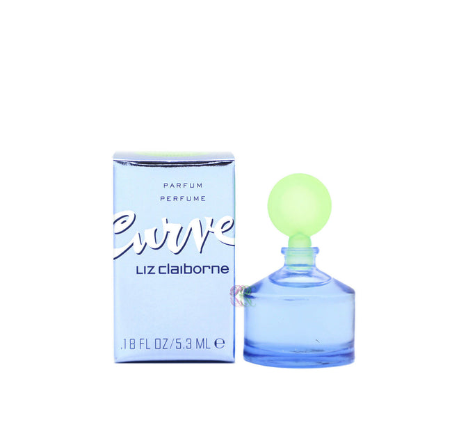 Liz Claiborne Curve Edp 5.3 ml Frauen Mini Eau de Parfum Miniatur Boxed New