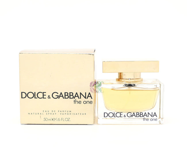 Dolce & Gabbana The One Edp 50ml Perfume Women Eau de Parfum Fragrances D&G