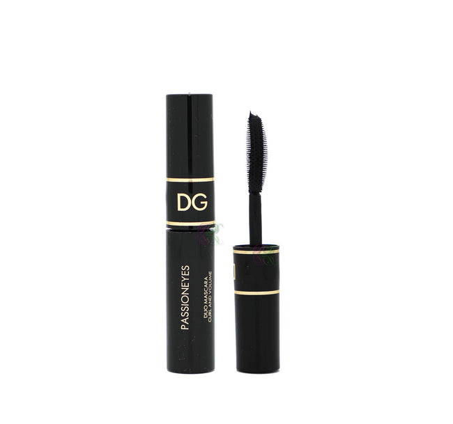 Dolce & Gabbana Duo Mascara 2.75ml Curl and Volume Passioneyes D&G New
