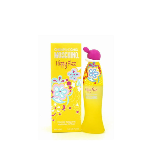 Moschino Cheap And Chic Hippy Fizz Eau De Toilette Spray 100ml