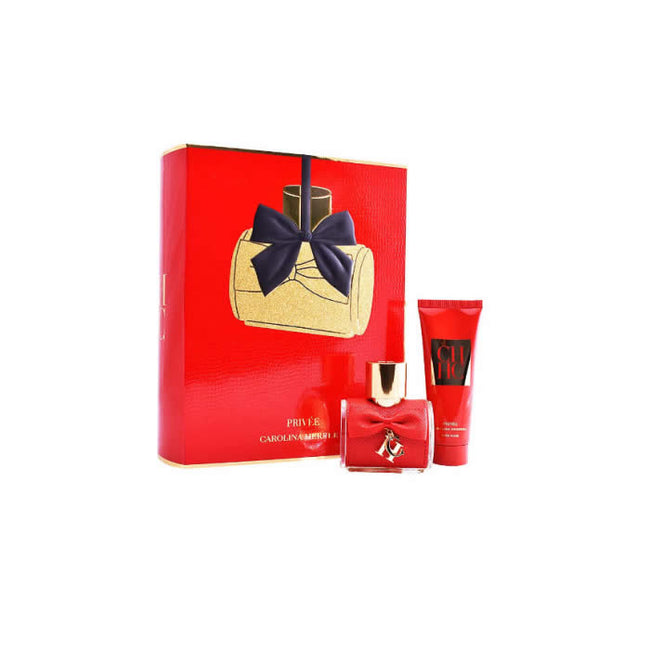 Carolina Herrera CH PRIVÉE SET 2 pz