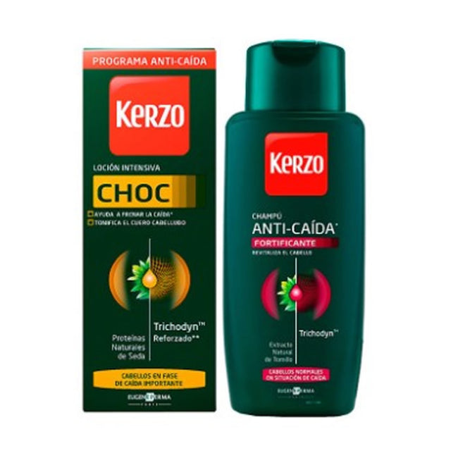 Kerzo Choc Anti-Hair Loss Lotion 150ml Set 2 Pieces 2020