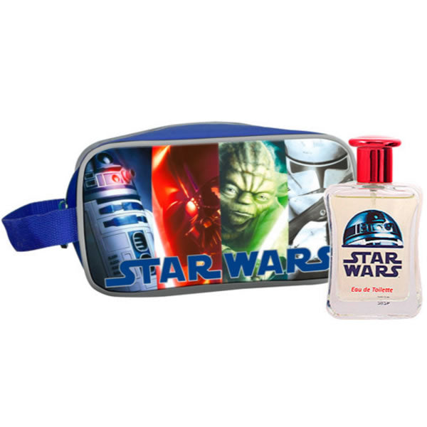 Star Wars Eau De Toilette Spray 50ml Set 2 Pieces