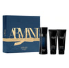 Armani Code Pour Homme Giftset Edt Spray 50ml Set 3 Pieces