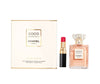 Chanel COCO MADEMOISELLE Edp Intense 35ml Perfume Lip Stick Rouge