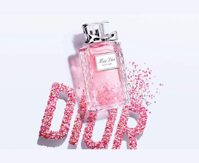Dior Miss Dior Rose N Roses Edt Spray 100ml