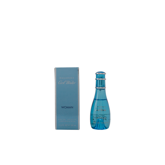 Davidoff COOL WATER WOMAN edt spray 30 ml