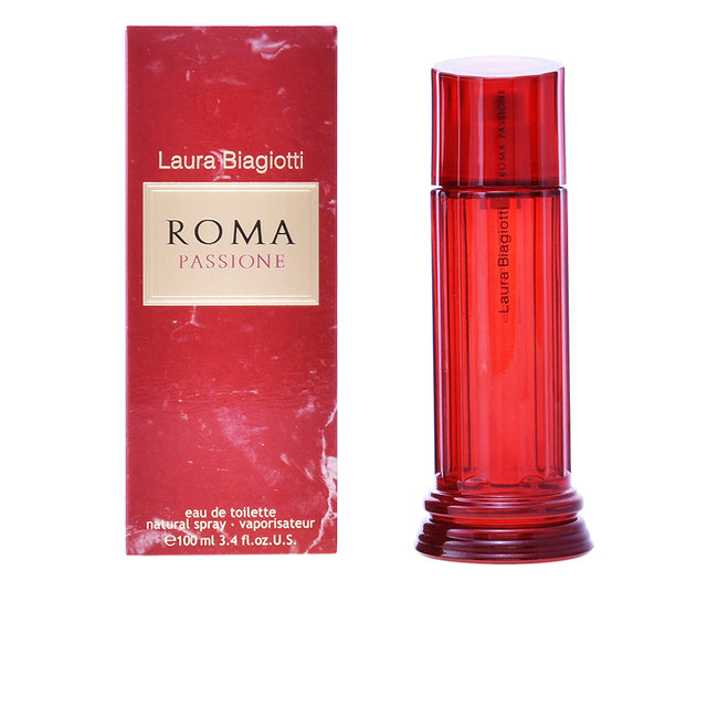 Laura Biagiotti ROMA PASSIONE edt spray 100 ml