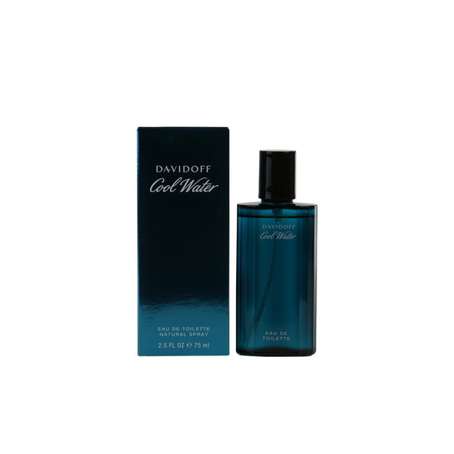 Davidoff Cool Water Eau De Toilette Spray 75ml