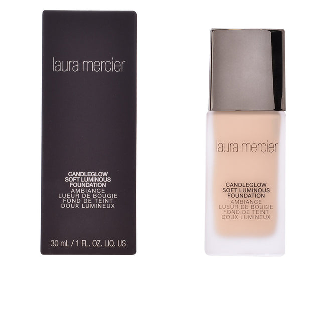 Laura Mercier CANDLEGLOW SOFT LUMINOUS foundation #crème 30 ml