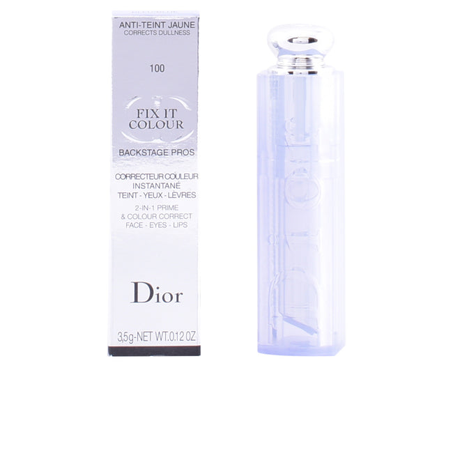 Dior FIX IT COLOUR prime&color correct face-eyes-lips #100-blue