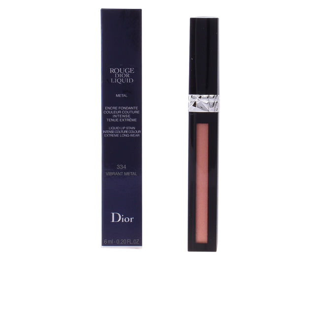 Dior ROUGE DIOR LIQUID liquid lip stain #334-vibrant metal 6 ml