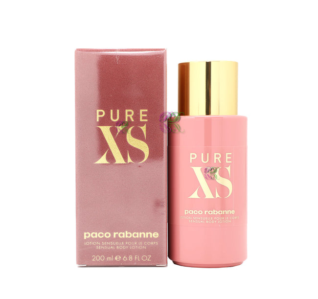 Paco Rabanne Pure XS Body Lotion 200ml Women Boxed & Sealed New