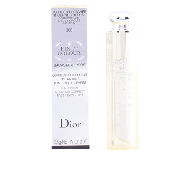 Dior FIX IT COLOUR prime&color correct face-eyes-lips #300-yellow