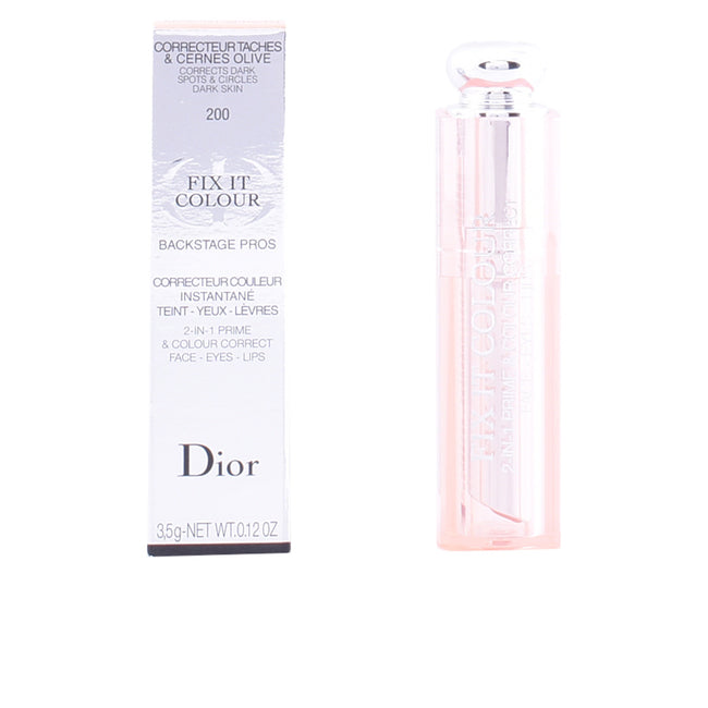 Dior FIX IT COLOUR prime&color correct face-eyes-lips#200-apricot