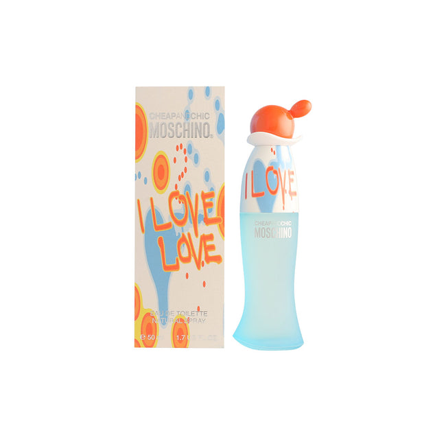 Moschino CHEAP AND CHIC I LOVE LOVE edt spray 50 ml
