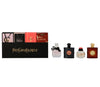 YSL Miniatures Travel Selection 30ml Perfume Gift Set 4 Pieces