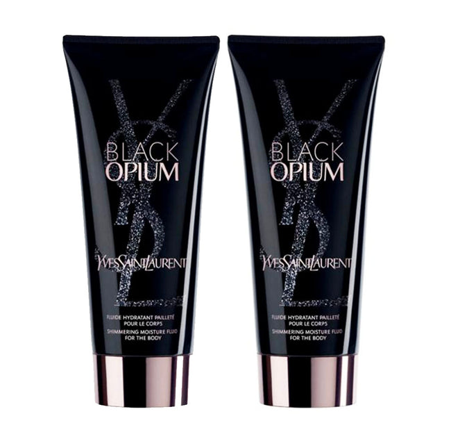 Yves Saint Laurent Black Opium Moisture Fluid Body Lotion 100ml YSL