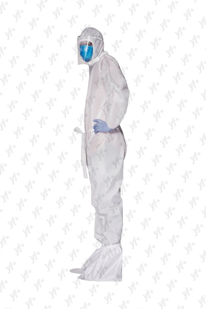 RAKSHAK [COVERALL WITH BACK ZIP]