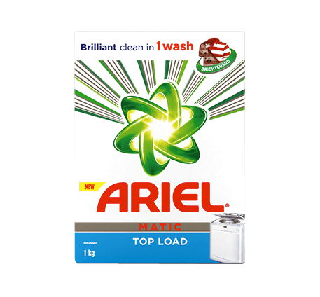 Ariel Matic Top Load Washing Powder