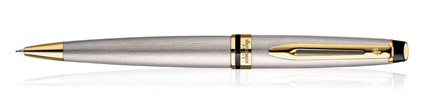 WATERMAN EXPERT STAINLESS STEEL GT BALLPOINT PEN