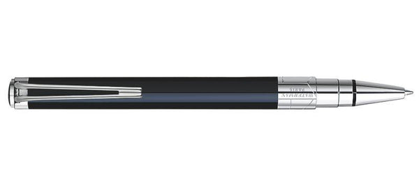 WATERMAN PERSPECTIVE BLACK CT  BALLPOINT PEN