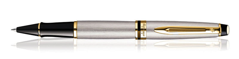 WATERMAN EXPERT STAINLESS STEEL GT ROLLERBALL PEN