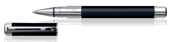 WATERMAN PERSPECTIVE BLACK CT ROLLERBALL PEN