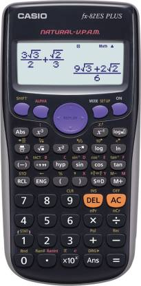 Casio FX-82ES Plus Scientific Calculator  (12 Digit)