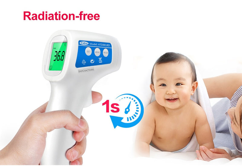 Body thermometer Digital Infrared for baby/Adult temperature