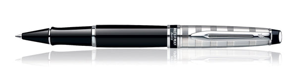 Waterman EXPERT DELUXE BLACK CT Rollerball Pen