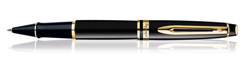 WATERMAN EXPERT MARS BLACK GT ROLLERBALL PEN