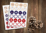 PROMO ! Kerst tafelset FULL - bears collectie