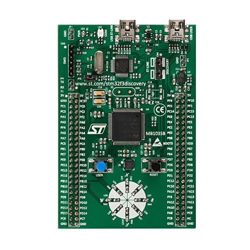 STM32 F3 Series Discovery kit with STM32F303VC MCU - 3DMakerWorld, Inc.