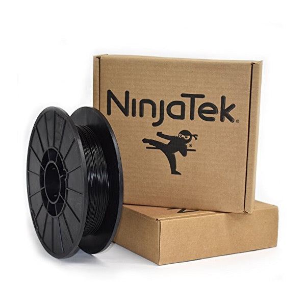 NinjaTek Cheetah TPU Filament, 3.00mm, .5kg, Midnight