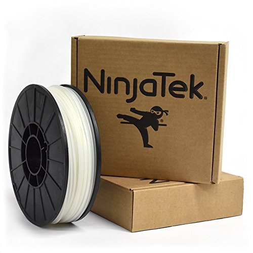 NinjaTek Armadillo TPU Filament, 3.00mm, 1kg, Water