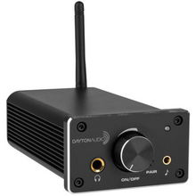 Dayton Audio DTA-120BT2 Class D Mini Amplifier 60 WPC with Bluetooth - 3DMakerWorld, Inc.