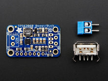 Adafruit VERTER 5V USB Buck-Boost - 500mA from 3V- 5V / 1000ma from 5V-12V