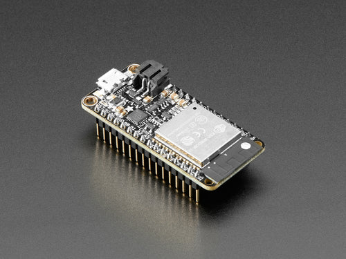 Adafruit HUZZAH32 – ESP32 Feather Board with Pre-soldered Header - 3DMakerWorld, Inc.