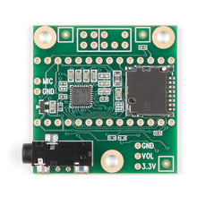 SparkFun Teensy Audio Adapter Board Shield