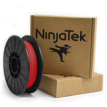 NinjaTek Armadillo TPU Filament, 3.00mm, .5kg, Fire