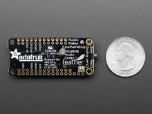 Adafruit Music Maker FeatherWing - MP3 OGG WAV MIDI Synth Player