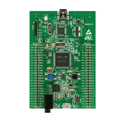STM32 F4 Series Discovery Kit with STM32F407G MCU