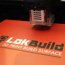 LokBuild 3D Print Build Surface - 12""