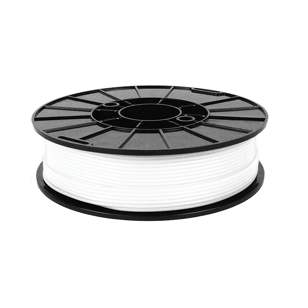 NinjaTek ABS Filament, 3.00mm, 1kg, Snow