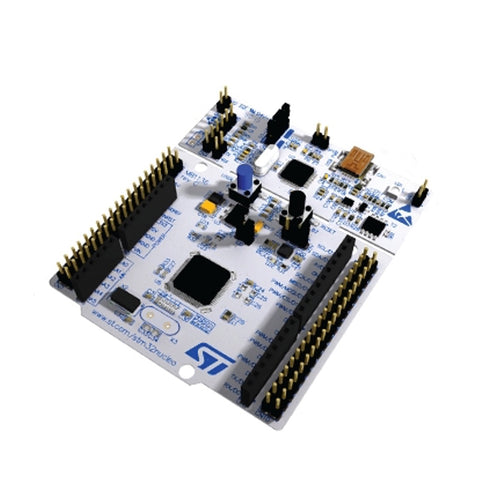 STM32 Nucleo-64 Development Board with STM32F411RE MCU